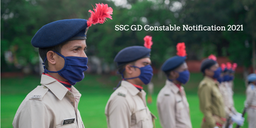 SSC GD Constable Notification 2021 Postponed to May; Check details here