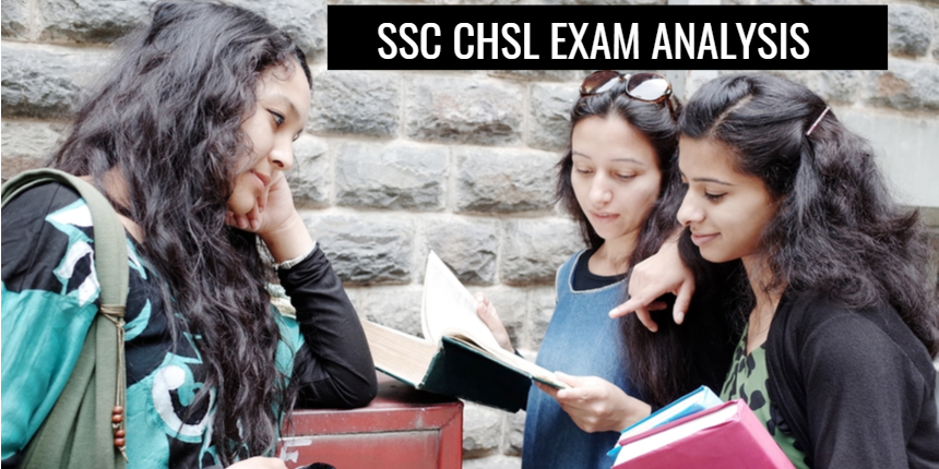 SSC CHSL exam analysis 2021 for April 13 shift 1; Check details here