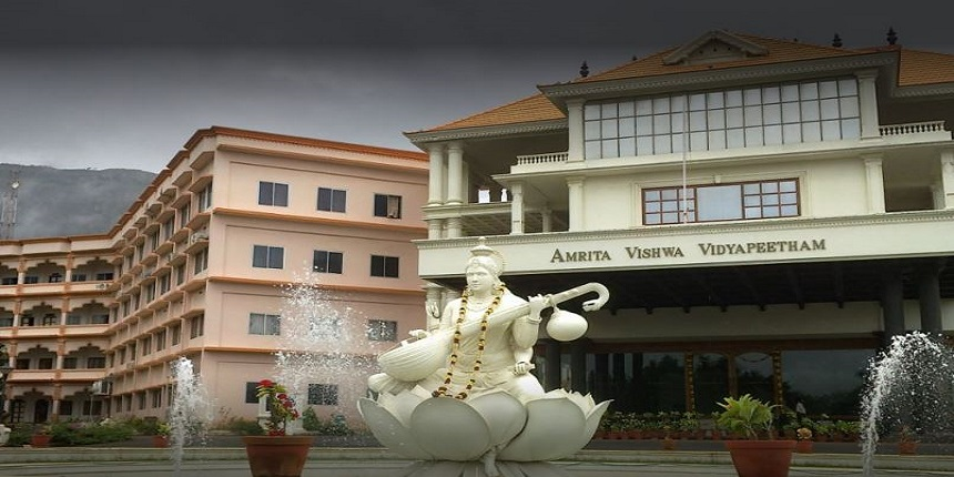 THE Impact Rankings: Amrita Vishwa Vidyapeetham in top 100