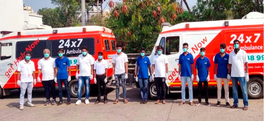 IIT Bombay students, alumni run emergency ambulances