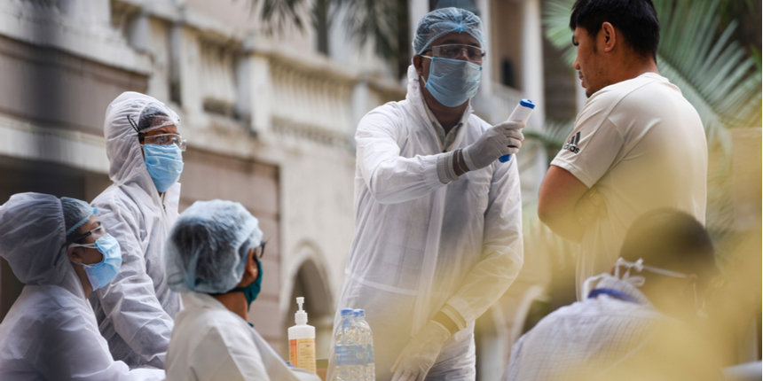 Two AMU teachers die, showed COVID-like symptoms