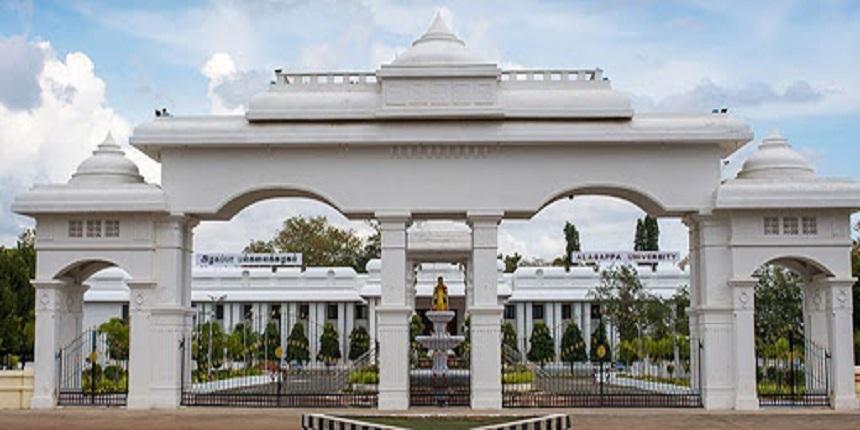 Alagappa University launches online degree programmes