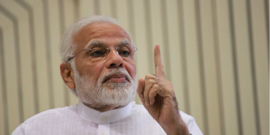 PM Modi to interact with students today at Pariksha Pe Charcha 2021