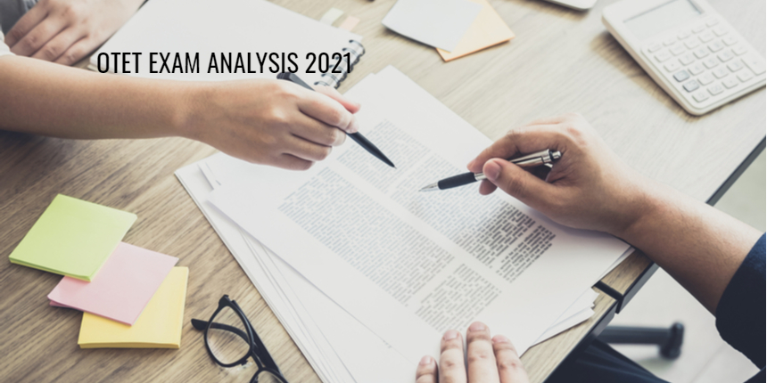 OTET 2021 Exam Analysis; Check expected cut off