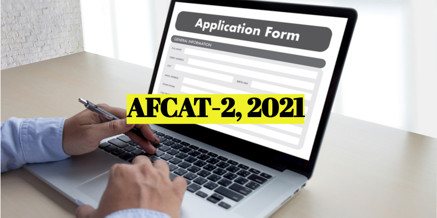 AFCAT (2) 2021 Application Form to be Released Tomorrow at afcat.cdac.in