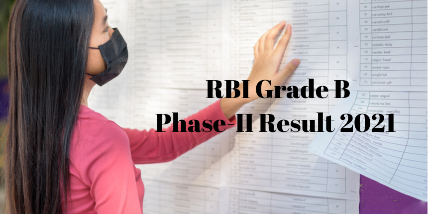 RBI Grade B Phase-II Result out at rbi.org.in- Check Here