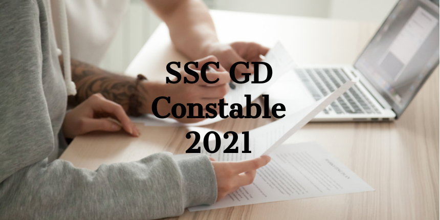 SSC GD Constable 2021 notification to be out this week