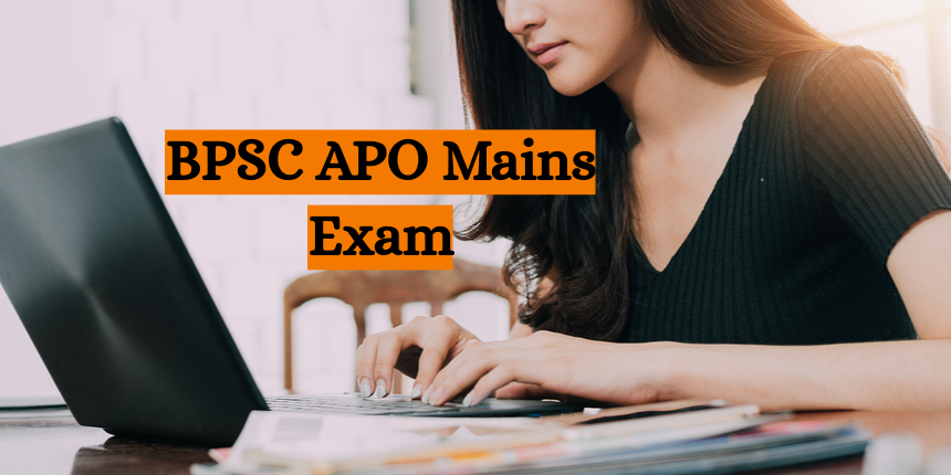 BPSC Mains APO Exam: Application process to begin from May 12