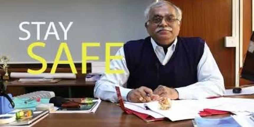 IIT Delhi dean infrastructure KC Iyer dies of COVID-19