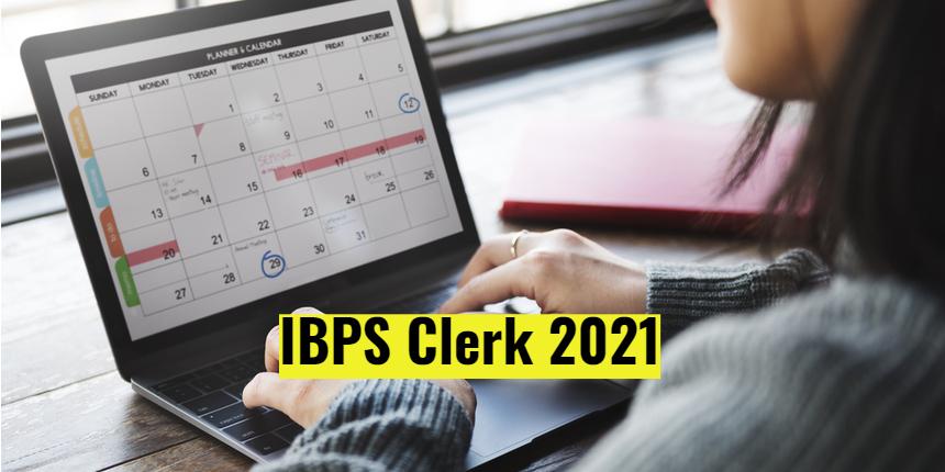 IBPS Clerk 2021 notification to be released soon