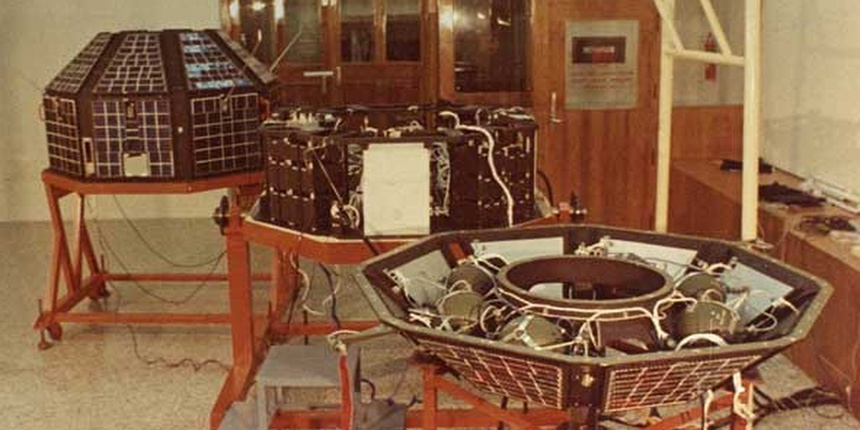 Book Excerpt: How ISRO's first satellite was built in asbestos sheds near Bengaluru