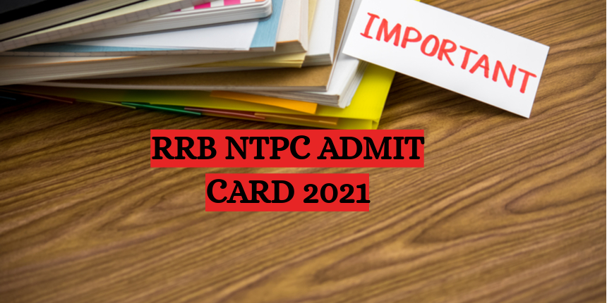 RRB NTPC 2021: Admit Card for 7th phase to be released soon