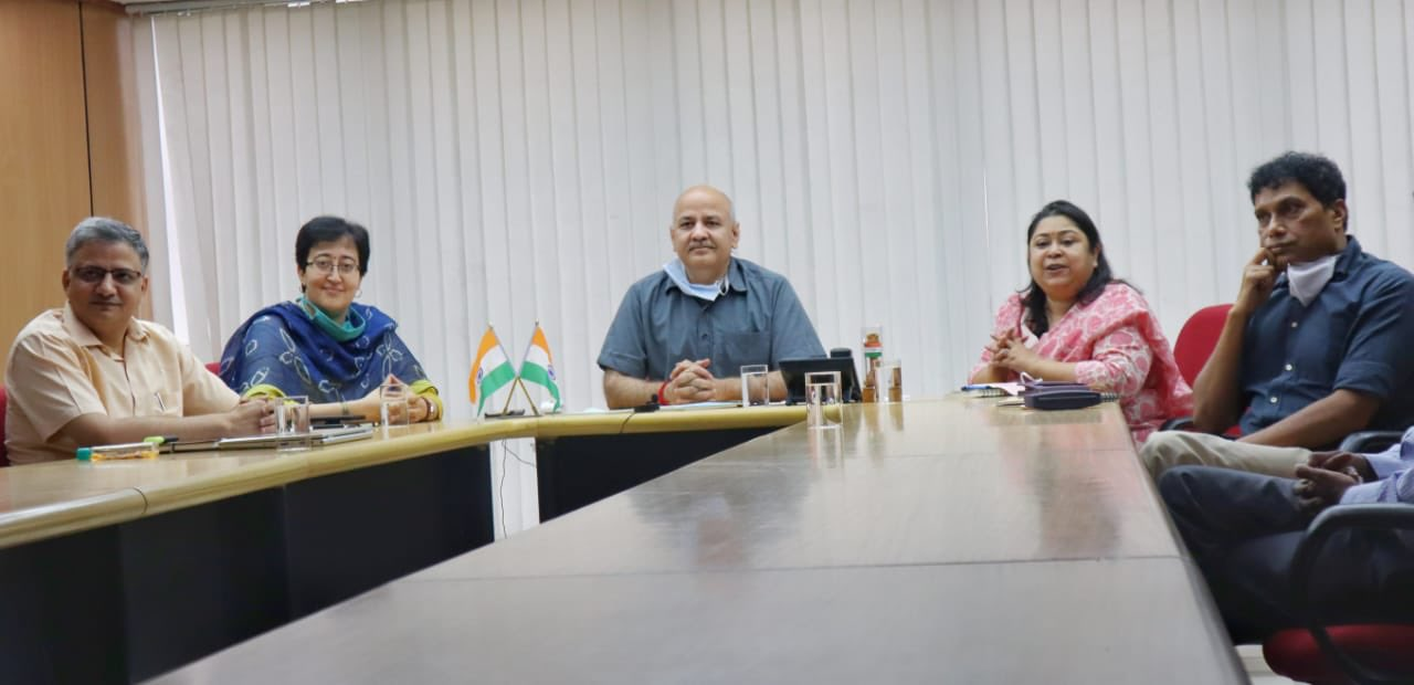 Time to plan next academic session, student assessment in 2022: Manish Sisodia
