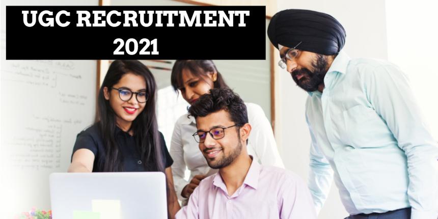 UGC Recruitment 2021: Apply for junior consultant post at ugc.ac.in