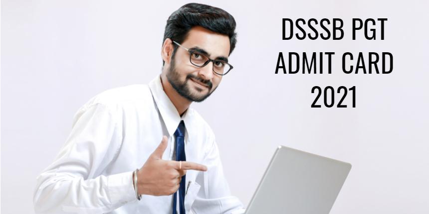 DSSSB PGT Tier 1 admit card released at dsssb.delhi.gov.in; Get direct link here