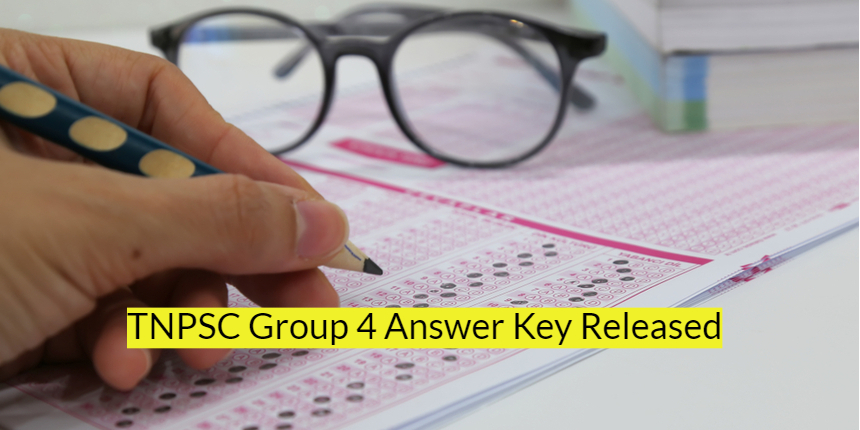 TNPSC Group 4 2019 answer key released; Check steps to download here