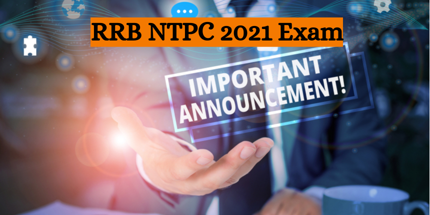 RRB NTPC 2021- Phase 7 exam dates announced; 2.78 lakh candidates to appear