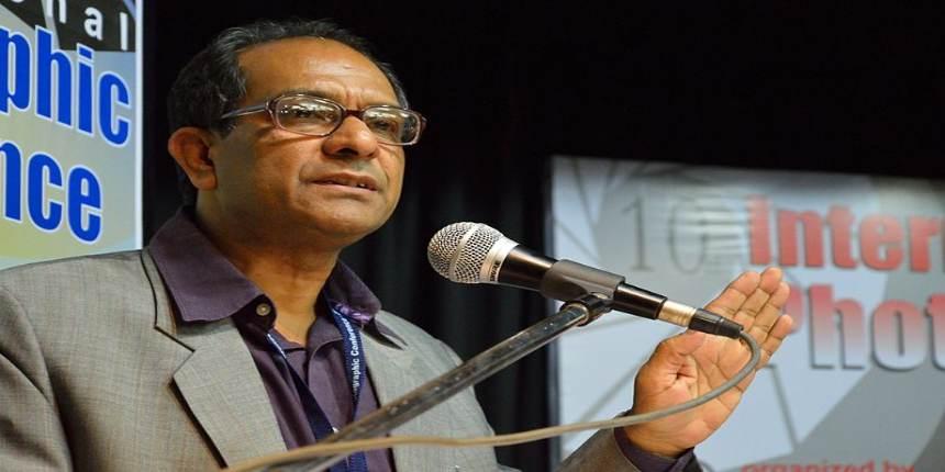 JU VC Suranjan Das chosen as vice-president of Association of Indian Universities