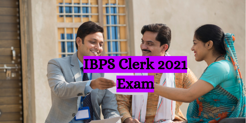 IBPS clerk 2021 notification out; application form to be released on July 12