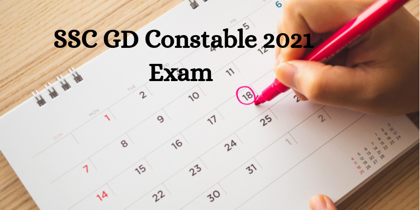 SSC GD 2021 notification to be out in August