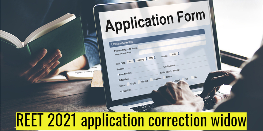 REET 2021: Application correction window for female widow category closes tomorrow