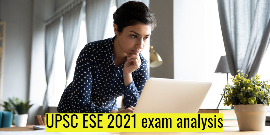 UPSC ESE exam analysis 2021; Check good attempts and expected cut off here