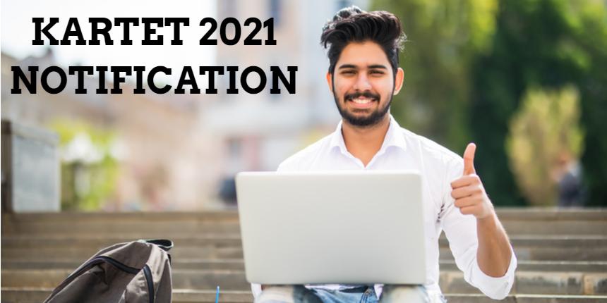 KARTET notification 2021 released at schooleducation.kar.nic.in; Apply before July 20