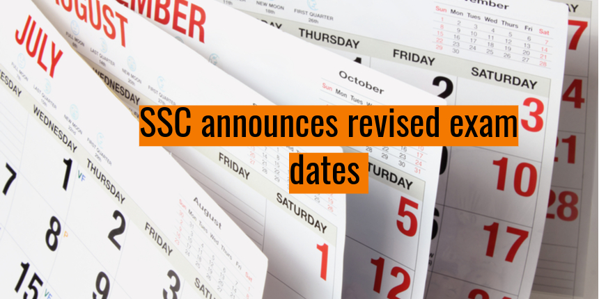 SSC announces new  exam dates for CPO 2019, SSC CHSL and SSC CGL