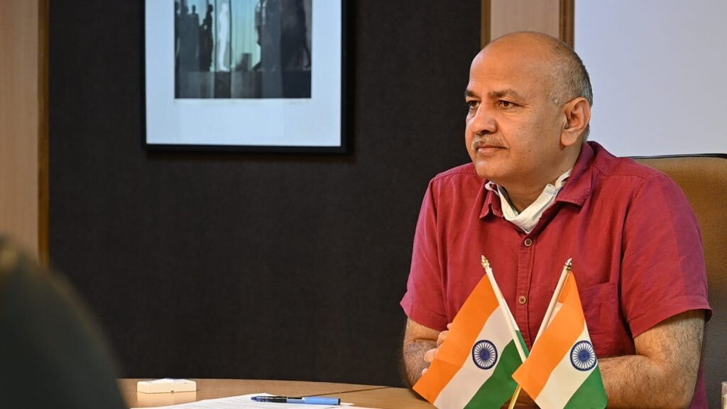 Manish Sisodia visits Delhi Govt schools, interacts with parents about education of children