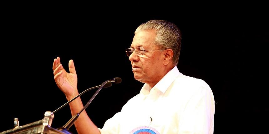 Kerala CM slams KSU protest at engineering college
