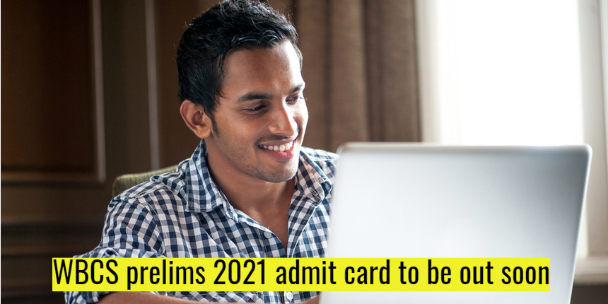 WBCS admit card 2021 for prelims to be released soon