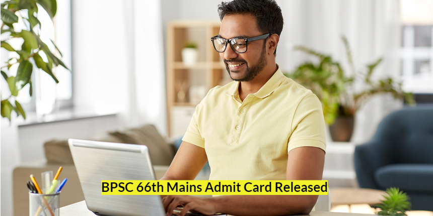 BPSC 66th Main admit card released at bpsc.bih.nic.in; Download Now