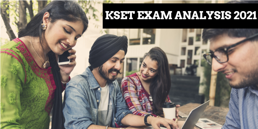 KSET 2021 exam analysis out; Check paper difficult level and good attempts