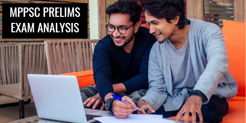MPPSC prelims exam analysis 2021 out now; Check question paper difficulty level