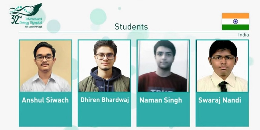 India wins 3 silver, 1 bronze medals in International Biology Olympiad 2021