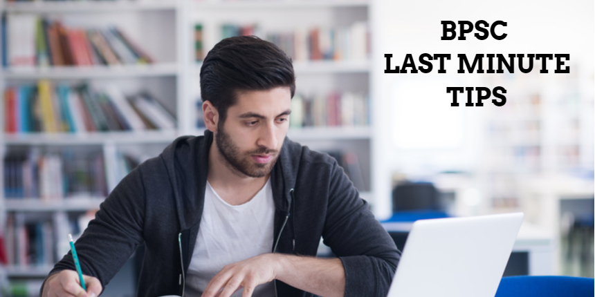 BPSC 66th Main: Check last minute preparation tips