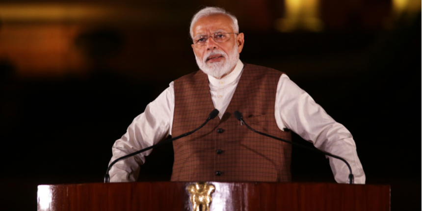 PM Modi flags off UGC's academic bank of credit proposed in NEP 2020