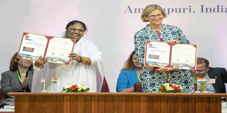 Amrita School of Biotechnology partners with University of Arizona to launch a dual degree programme