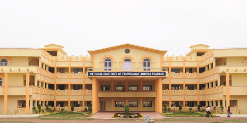 NIT Andhra Pradesh sees increase in campus placement