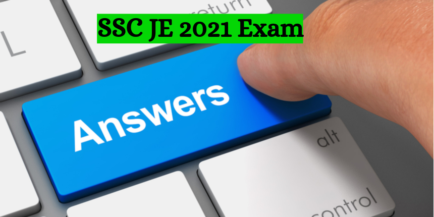 SSC JE 2021 Final Answer Key for paper 1 released at ssc.nic.in