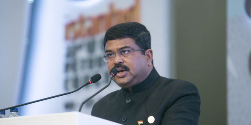 Dharmendra Pradhan meets IIT, IISc directors on first day as education minister