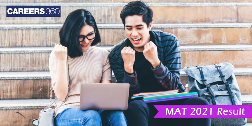 MAT 2021: Result announced for May-June session exam; Direct link here