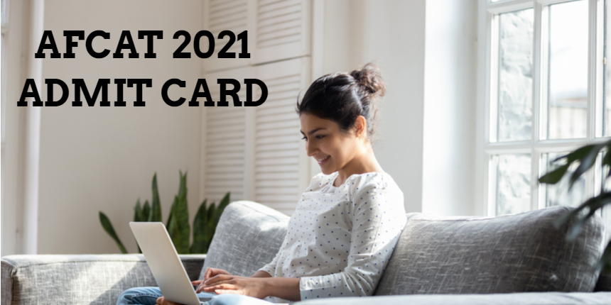 AFCAT admit card 2021 to be released today at afcat.cdac.in; Know steps to download