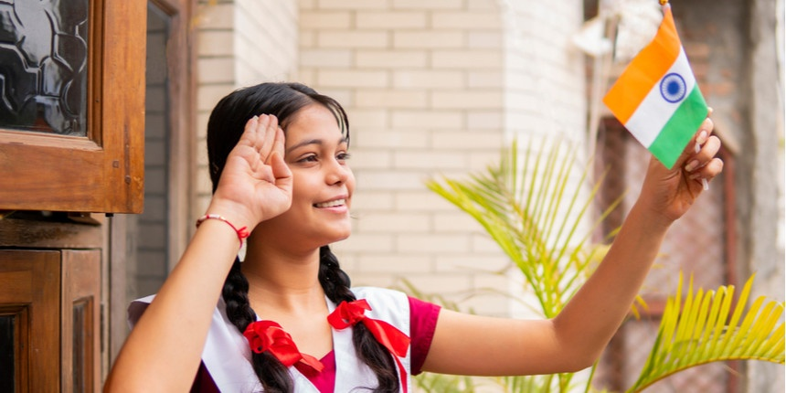 Independence Day 2021: Students can upload videos of singing the National Anthem online