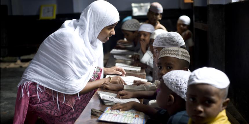 Extend RTE to minority institutions, ensure 'minimum percentage' of minority students: NCPCR