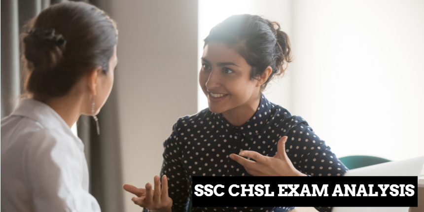 SSC CHSL exam analysis 2021 for August 10; Check difficulty level and good attempts