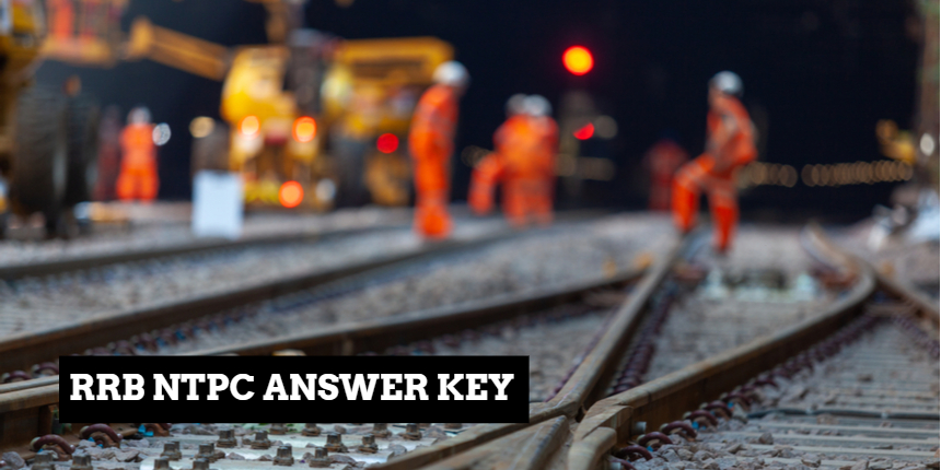 RRB NTPC Answer Key 2021 link to be active from August 16; know all details here