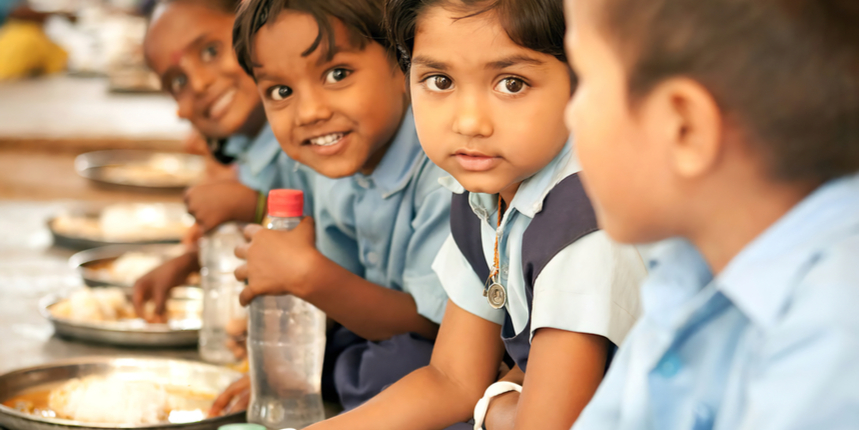 JK admin signs pact with Akshay Patra to provide meals to government school students