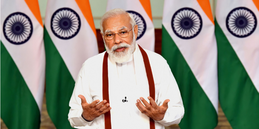 PM Modi urges Olympic athletes to visit 75 schools each by 2023 Independence Day