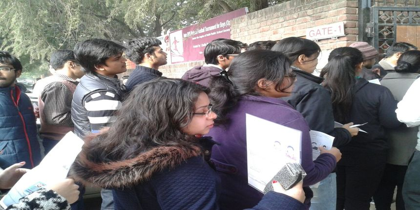 DU cut off 2021 to be out by Oct 1; Admissions to commence from Oct 4